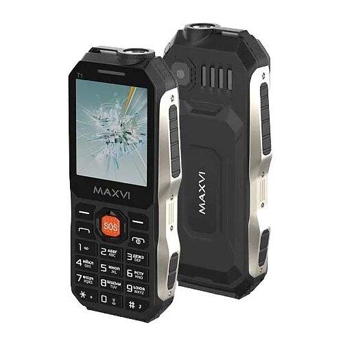 Телефон MAXVI T1 черный