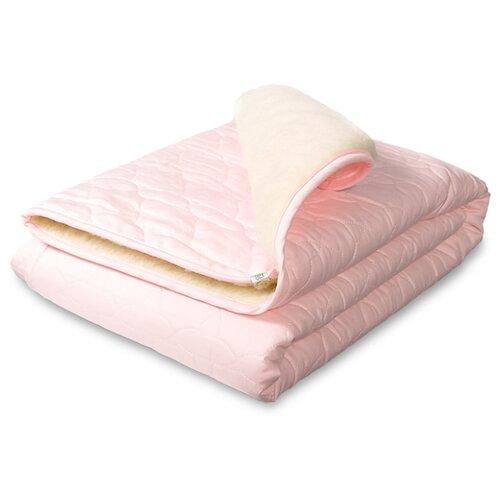 Плед Сонный Гномик Барашек 100х140 см нежно-розовый плед сонный гномик сонный гномик mp002xg00psm