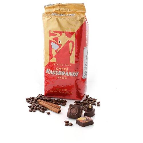 Кофе в зернах Hausbrandt Superbar, арабика/робуста, 500 г hausbrandt кофе в зернах академия 0 5 кг вакуумная упаковка 537 hausbrandt
