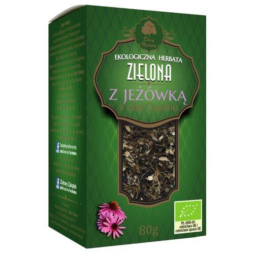Чай зеленый Dary Natury Zielona z je??wk?, 80 гЧай<br>