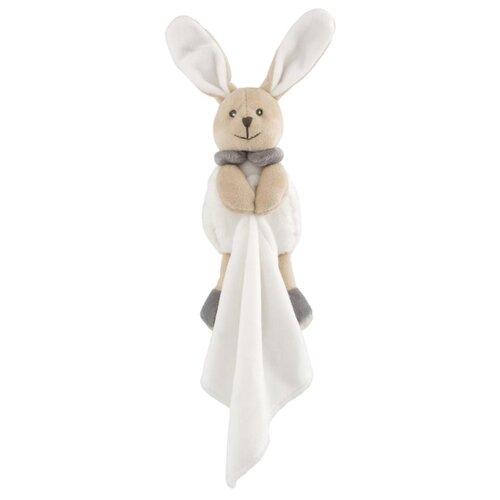 Комфортер Chicco Игрушка мягкая «Зайчик Doudou» бежевый/белый мягкая игрушка chicco 92408