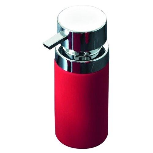 Дозатор для жидкого мыла RIDDER Elegance красныйМыльницы, стаканы и дозаторы<br>