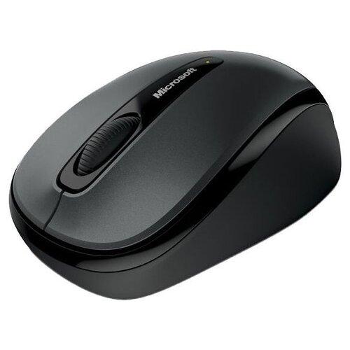 Купить Мышь Microsoft Wireless Mobile Mouse 3500 GMF-00292 Black USB