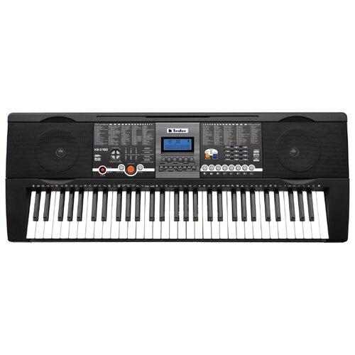 Синтезатор Tesler KB-6180 черный