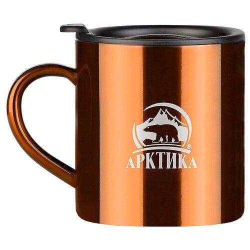 Термокружка Арктика 802-400, 0.4 л кофейный