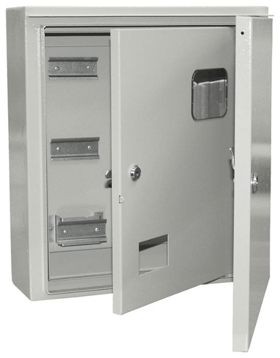 Щит учетно-распределительный IEK навесной, модулей: 12 MKM51-N-09-54
