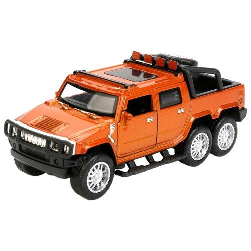 Купить Внедорожник ТЕХНОПАРК FY6088-S 12 см оранжевый, Машинки и техника
