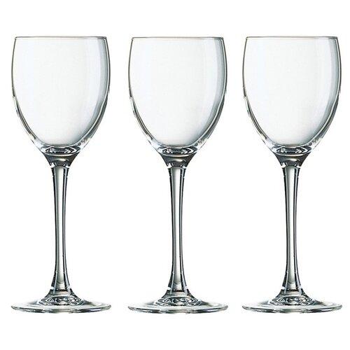 Luminarc Набор фужеров для вина Signature 3 шт 190 мл J9755 luminarc signature 170 мл 6 шт