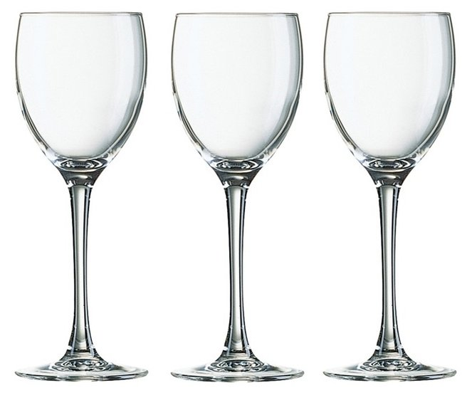 Luminarc Набор фужеров для вина Signature 3 шт 190 мл J9755