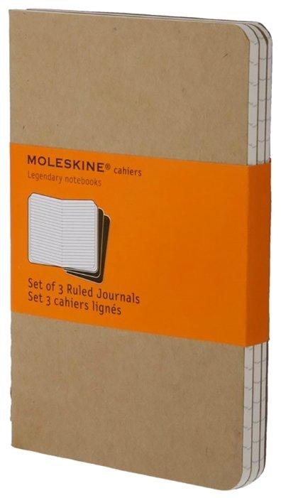 Блокнот Moleskine Cahier Journal Pocket 90x140, 32 листа 385306(QP411)