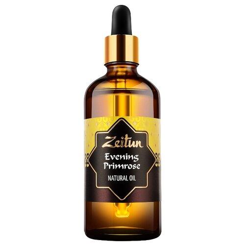 Масло для тела Zeitun примулы вечерней экстра качества 100% чистое без примесей, 100 мл масло для волос zeitun zeitun ze015lwbxyw4