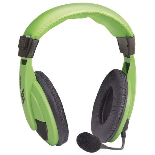 Компьютерная гарнитура Defender Gryphon HN-750 зеленый