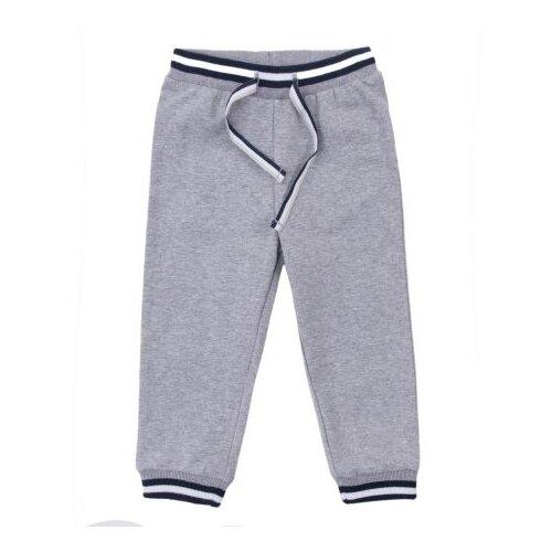 Брюки playToday размер 62, светло-серыйБрюки и шорты<br>
