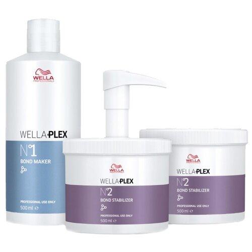 Wella Professionals WELLAPLEX Салонный набор для волос