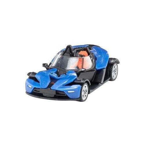 Легковой автомобиль Siku KTM X-BOW GT (1436) 7 см синий/черныйМашинки и техника<br>