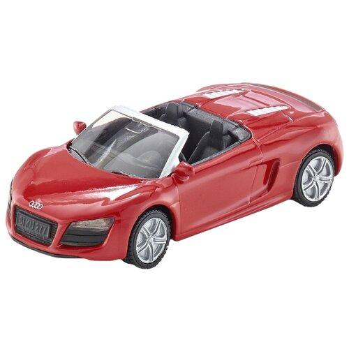 Легковой автомобиль Siku Audi R8 Spyder (1316) 1:55 красный
