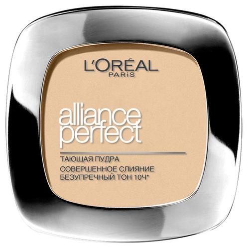 L'Oreal Paris Alliance Perfect пудра компактная Совершенное слияние, выравнивающая и увлажняющая D5 пудра l oreal alliance perfect совершенное слияние r2 9 г