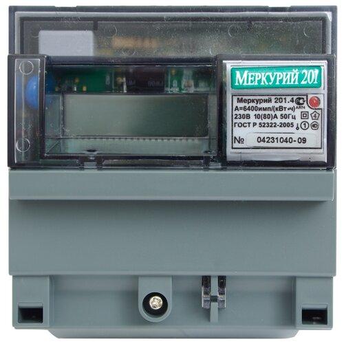 INCOTEX Меркурий 201.4Счетчики электроэнергии<br>