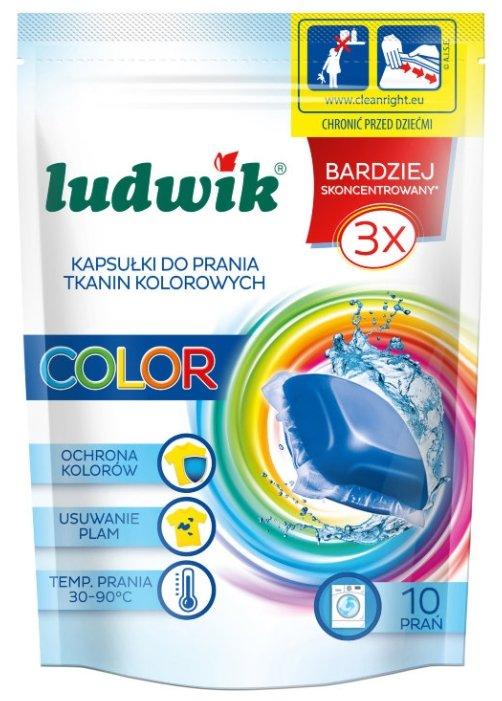 Капсулы LUDWIK Color