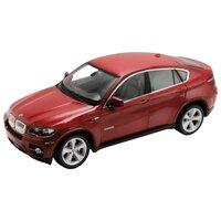 Игрушка Mодель машины 1:24 BMW X6 (Welly 24004)