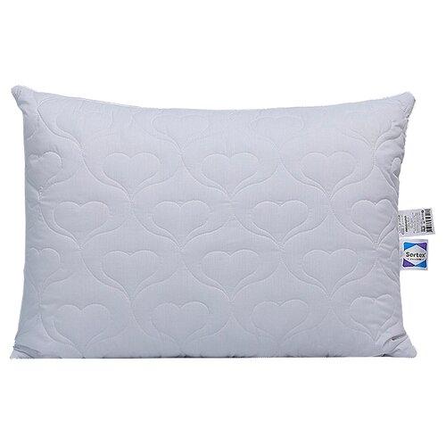 Подушка Sortex Beauty Любимая (255-522) 50 х 70 см белый