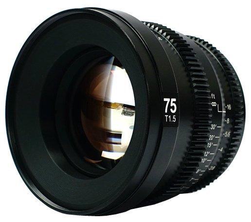 Объектив SLR Magic 75mm T1.5 Sony E
