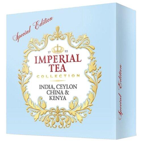 Чай Императорский чай Collection Special office edition ассорти в пакетиках , 250 шт. фото