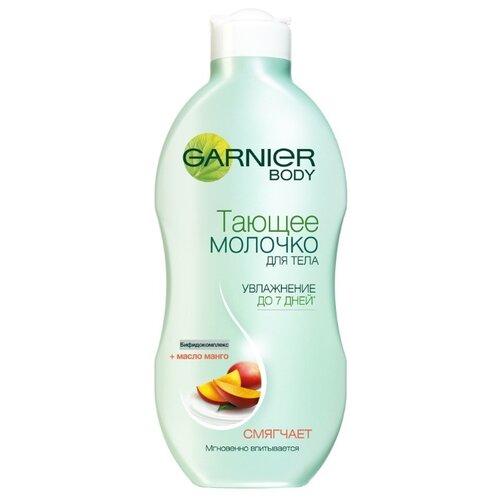 Молочко для тела GARNIER тающее с бифидокомплексом и маслом манго смягчающее, 250 мл недорого