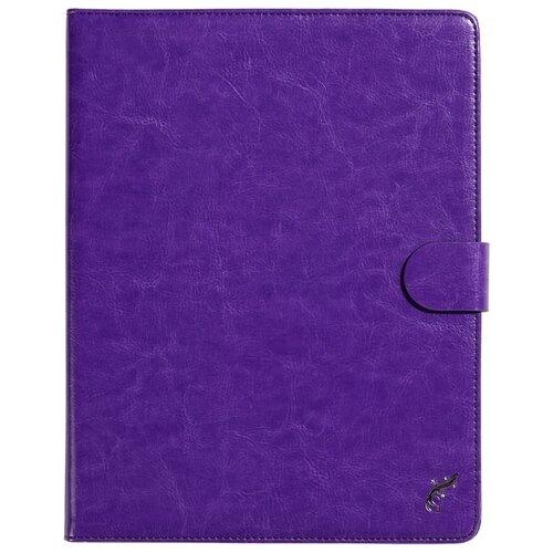 Чехол G-Case GG-443 универсальный, фиолетовыйЧехлы для планшетов<br>