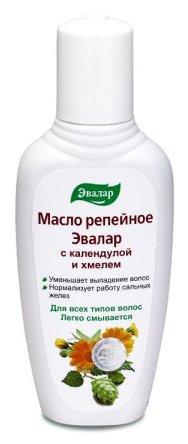 Эвалар Масло репейное с календулой и хмелем