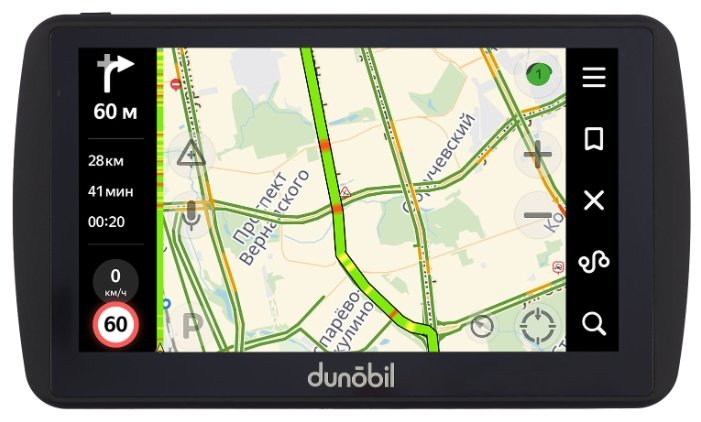 Dunobil Навигатор Dunobil Photon 7.0 Parking Monitor