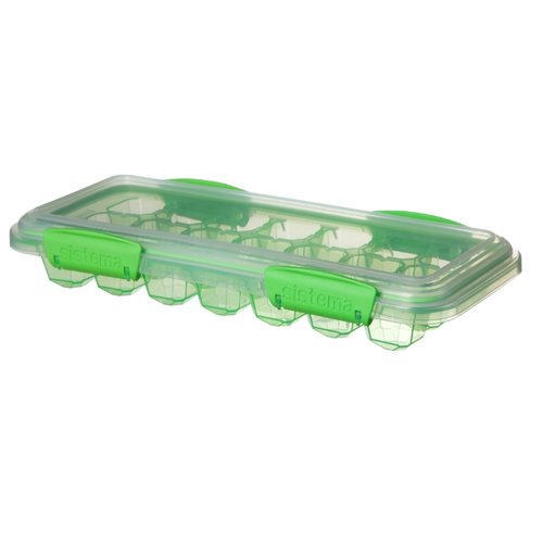 Sistema Контейнер для льда KLIP IT Round 61448 зеленый