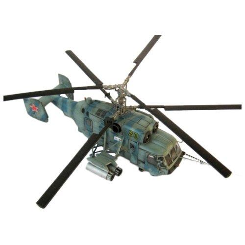 Сборная модель ZVEZDA Российский вертолет огневой поддержки морской пехоты Ка-29 (7221PN) 1:72 сборная модель zvezda российский вертолет огневой поддержки морской пехоты ка 29 7221pn 1 72