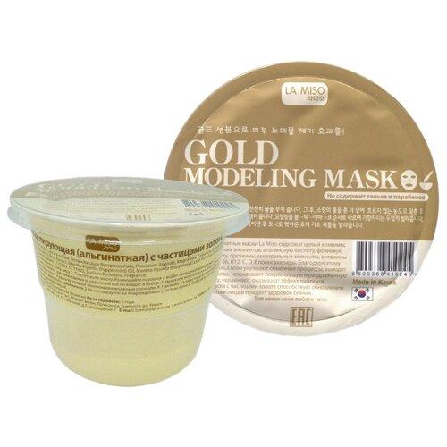 La Miso альгинатная маска с частицами золота, 28 гМаски<br>