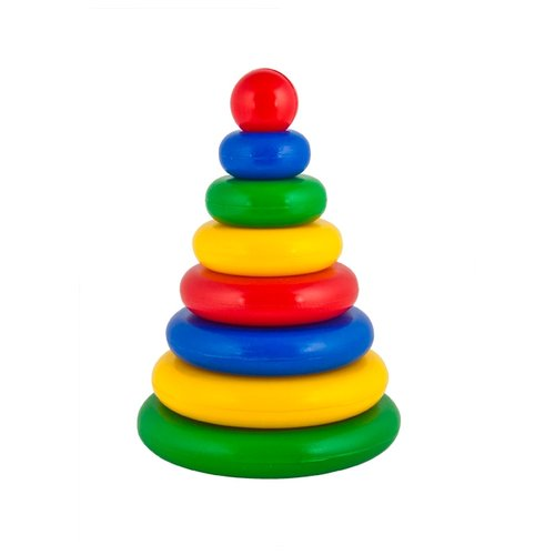 Пирамидка Десятое королевство Малышок 01604
