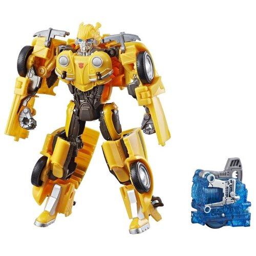 Фото - Трансформер Hasbro Transformers Бамблби. Заряд энергона: Найтро (Трансформеры 6) E0763 желтый hasbro transformers e2087 e2095 трансформеры заряд энергона шеттер 11 см