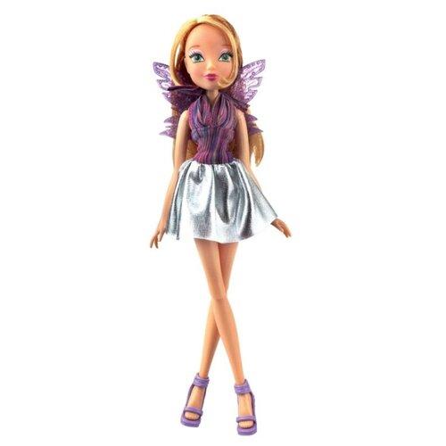 Кукла Winx Club Рок-н-ролл Флора, 28 см, IW01591802 winx club
