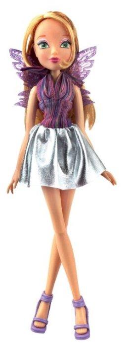 Кукла Winx Club Рок-н-ролл Флора, 28 см, IW01591802