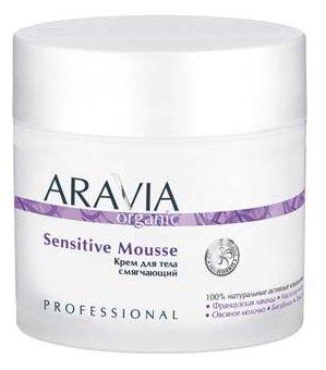 Крем для тела Aravia Organic смягчающий Sensitive Mousse