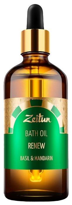 Zeitun Масло для ванны Обновление с ароматом