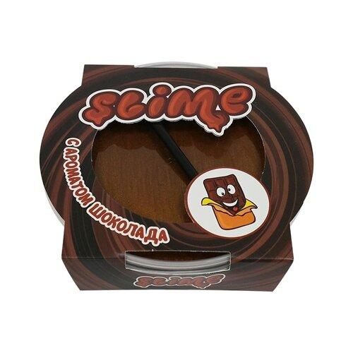 Фото - Лизун SLIME Mega с ароматом шоколада, 300 г (S300-14) развивающие игрушки slime cloud облачко с ароматом пломбира 200 г