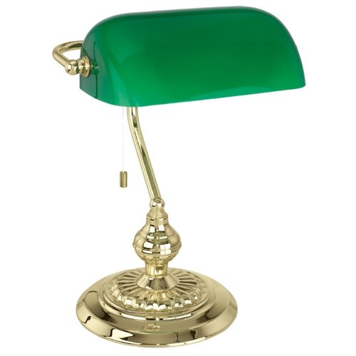 Настольная лампа Eglo Banker 90967, 60 Вт настольная лампа eglo 90967