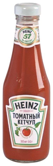 Кетчуп Heinz томатный 342г