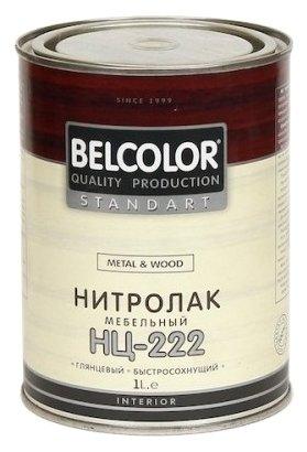 Лак BelColor НЦ-222 (0.7 кг)