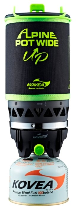 Горелка KOVEA KB-0703WU Alpine Pot Wide UP