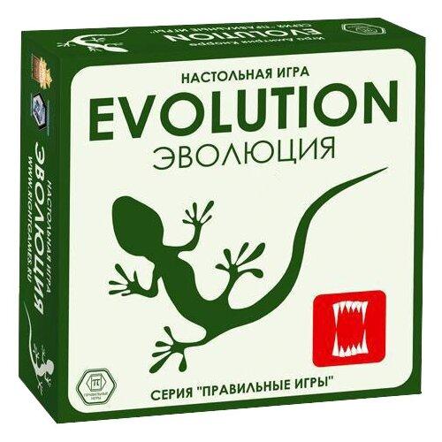 Купить Настольная игра Правильные игры Эволюция, Настольные игры