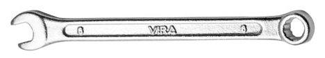 Vira BRIGHT ключ комбинированный 6 мм