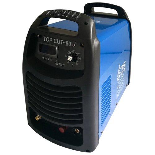 Фото - Инвертор для плазменной резки ТСС TOP CUT-80 инвертор для плазменной резки русэлком cut 30 10499