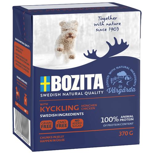 Влажный корм для собак Bozita курица 370г