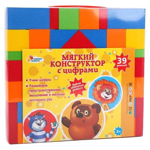 Кубики Играем вместе Союзмультфильм B890631-R